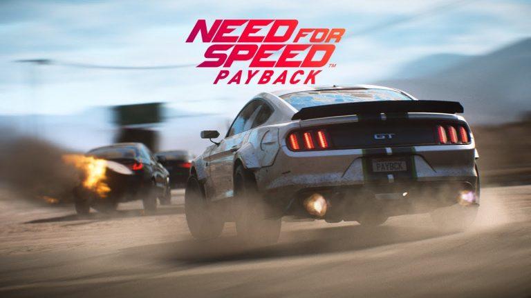 Lanzamiento de Need for Speed en la E3