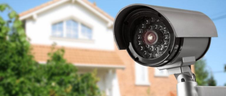 Vigilancia en el garaje con cámaras infrarrojas
