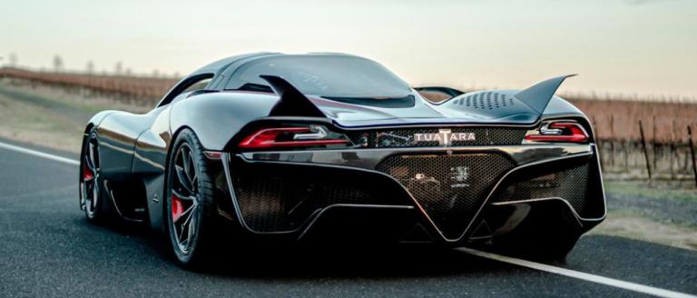 Conoce los coches más rápidos del mundo