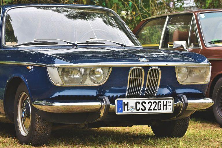 BMW de los años 2000's