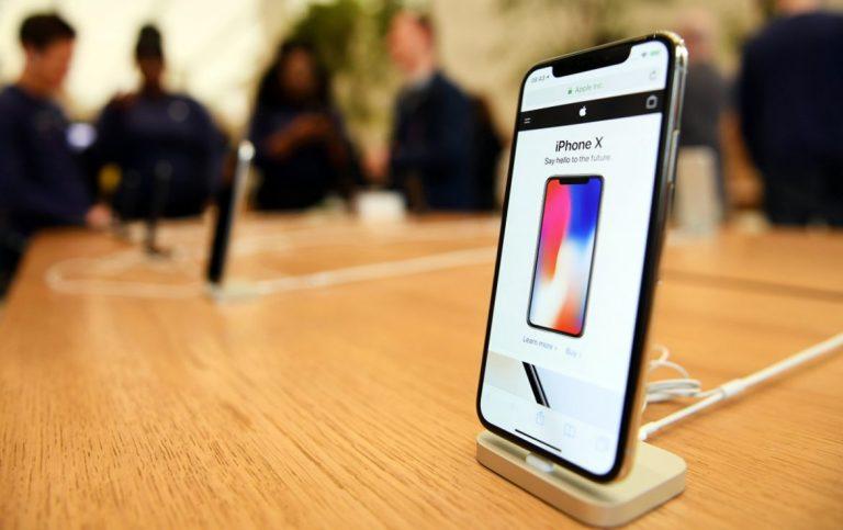 Ipad con las alertas del nuevo iOS 12