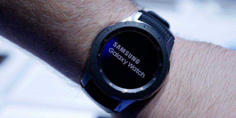Samsung, es la mejor opción en Smartwatches de 2019