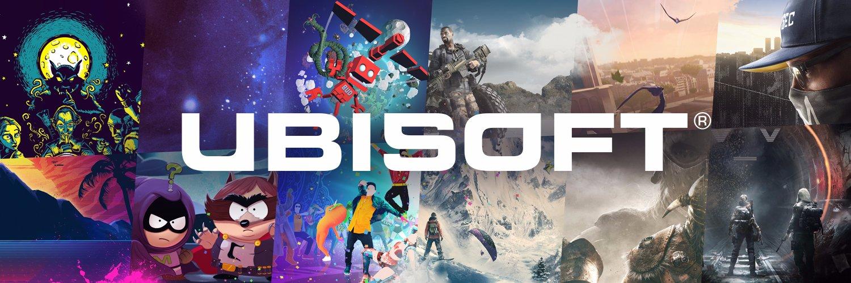 Juegos de Ubisoft en un collage