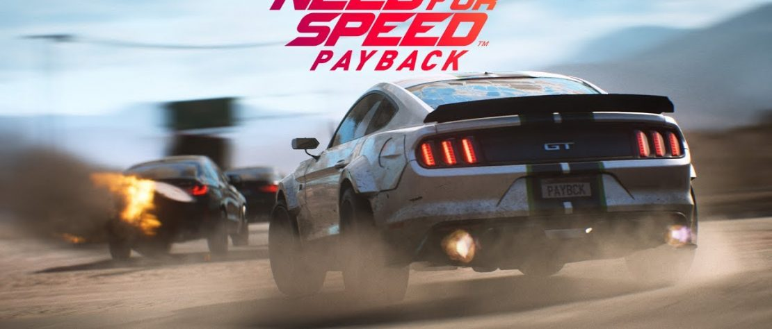 Lanzamiento de Need for Speed ​​en la E3
