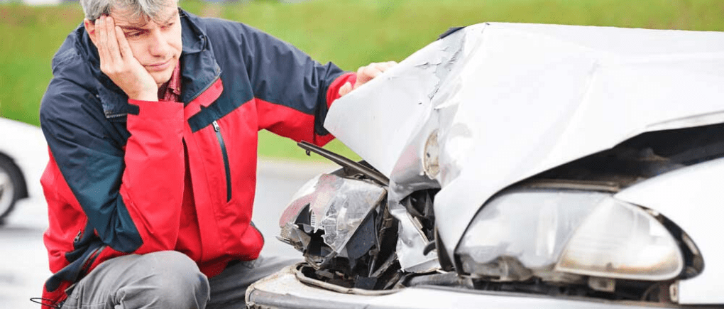Top 5 de tipos de accidentes en coches