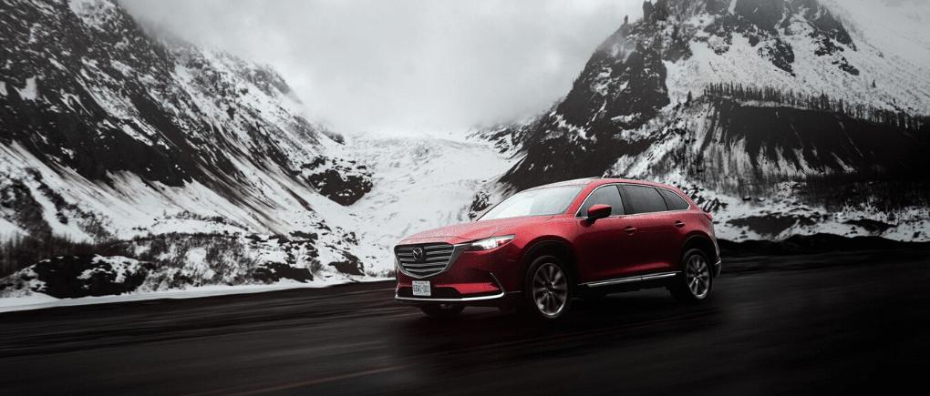 Nuevo Mazda CX-9 mejorado 2020