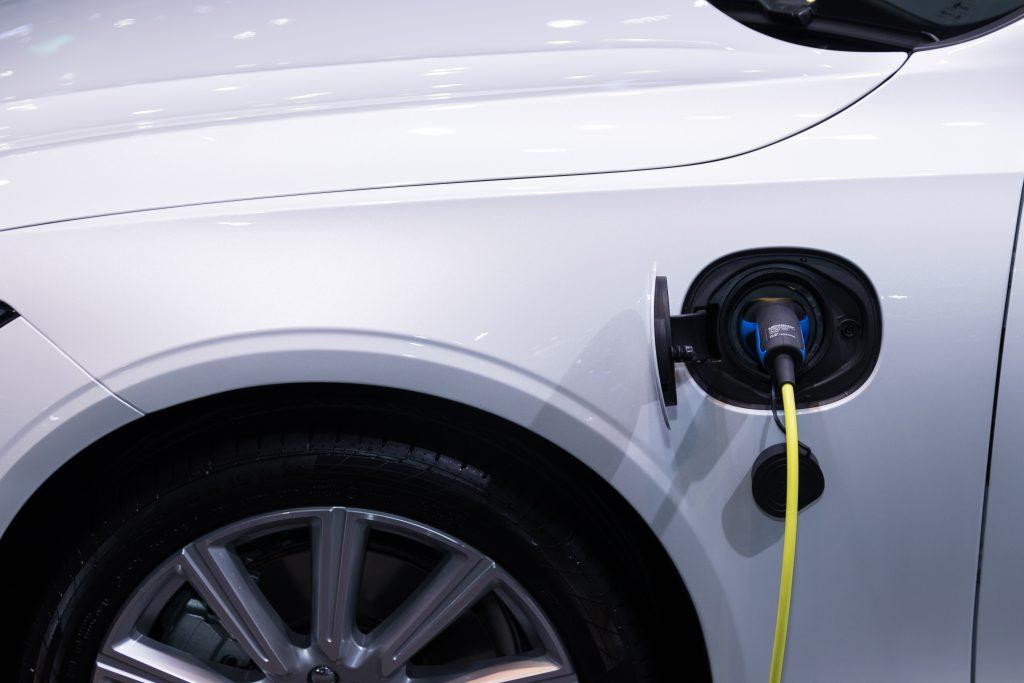 Automóvil eléctrico 2021
