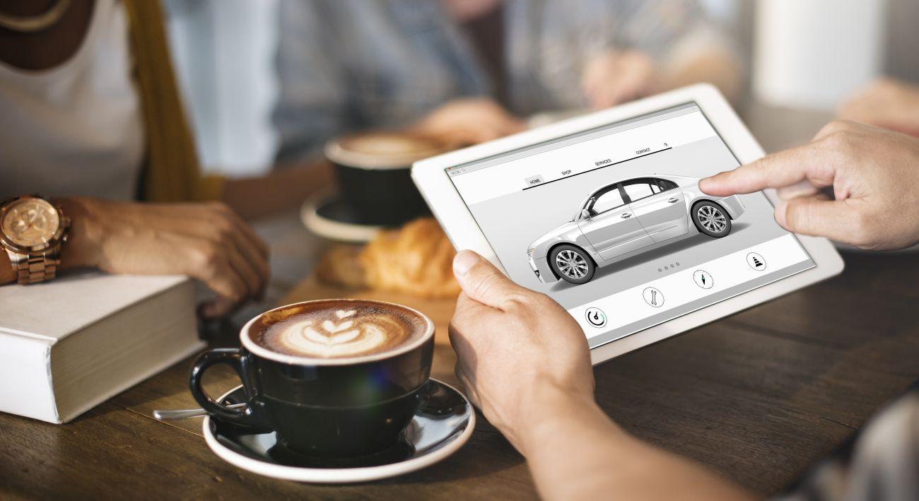 Es una buena idea comprar un automóvil en línea