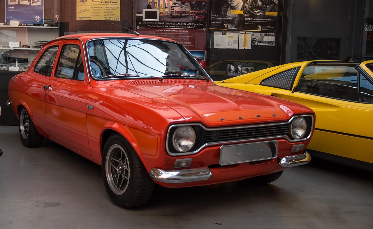 Ford auto de los 2000's